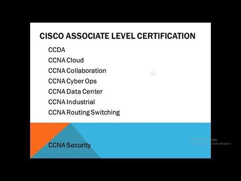 Mengenal Sertifikasi Internasional Cisco