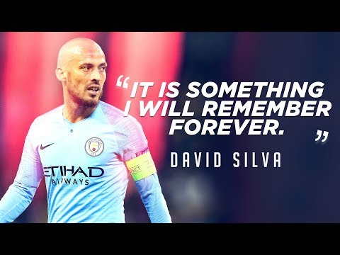 """DAVID SILVA EXCLUSIVE INTERVIEW   """"It is something I will remember forever"""""""