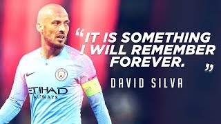 DAVID SILVA EXCLUSIVE INTERVIEW |