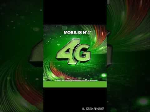 توضيح حول 4G mobilis