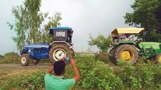 Gujjar farm Barawda farmtrac 65 epi vs John Deere 5310 no. 9414794892