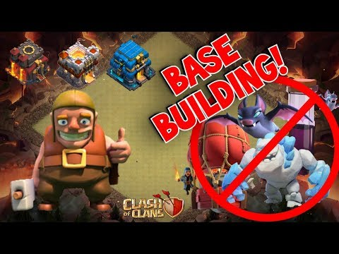 Defend the Bat Spell, Stone Slammer! Post-Update Defensive Tips | Clash of Clans