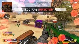 """""""INFECTED MODE"""" & New Guns Leaked in Apex Legends"""