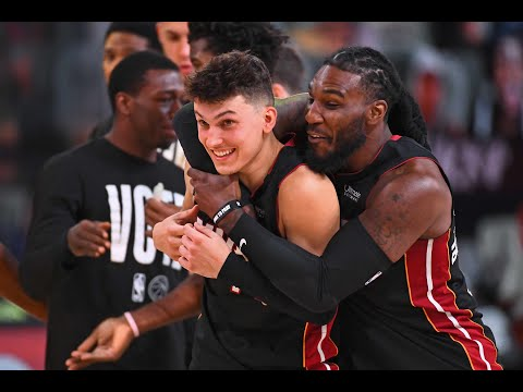 Tyler Herro 2020 Eastern Conference Playoff Highlights