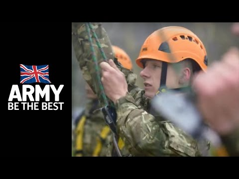 Male Cadets - Training - Army Jobs