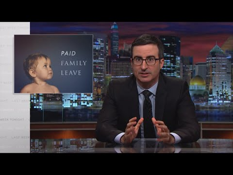 Thumbnail: Paid Family Leave: Last Week Tonight with John Oliver (HBO)