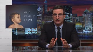Paid Family Leave: Last Week Tonight with John Oliver (HBO) thumbnail