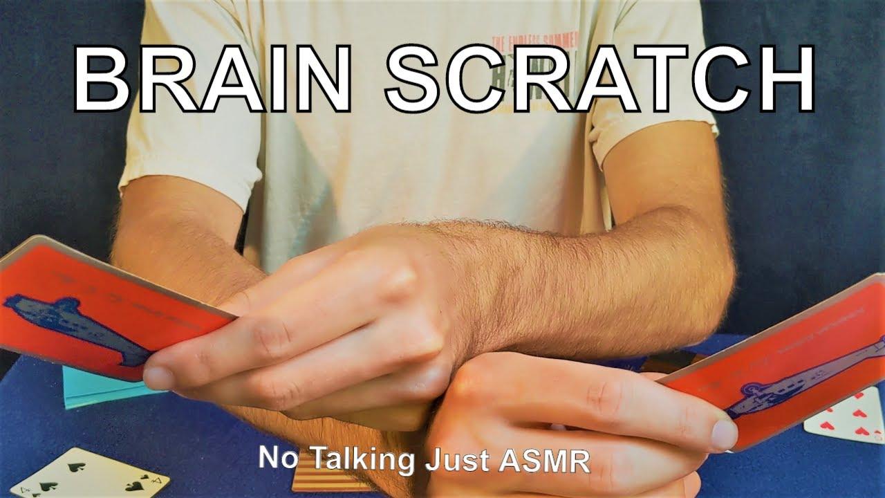 asmr BRAIN SCRATCH *strong sounds* (No Talking)