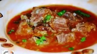 Как приготовить суп харчо из говядины по-грузински