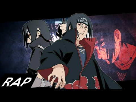 "Rap do Itachi Uchiha - ""Traidor do Clã"" (Naruto Shippuden) 