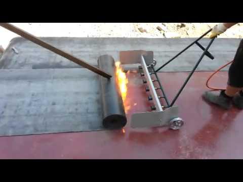 Sikabit Ce Bitumenschweissbahn Youtube