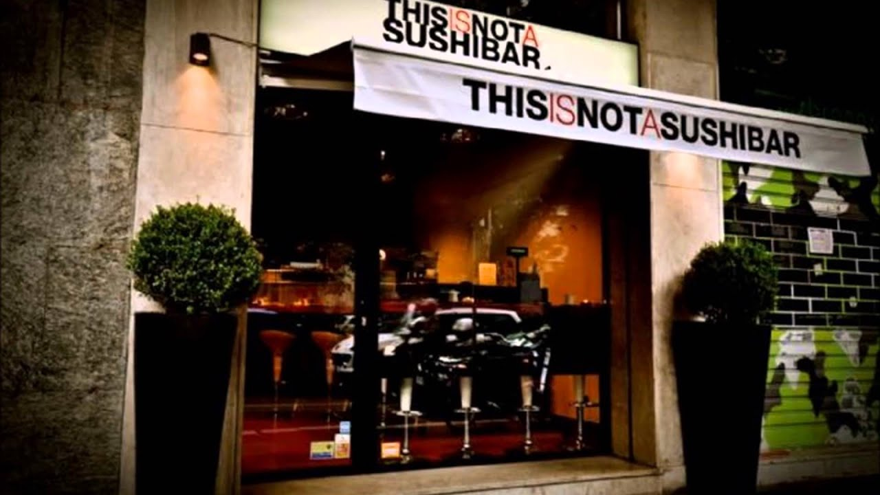Sushi a milano porta ticinese this is not a sushi bar - Sushi porta ticinese ...
