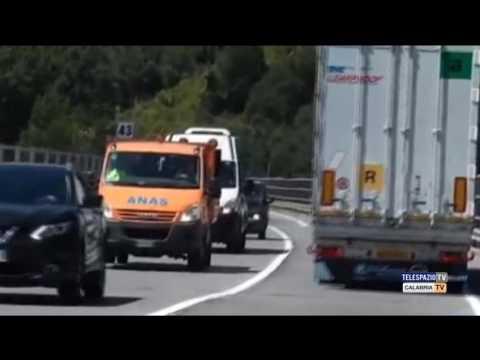 Chiusura Viadotto Cannavino per monitoraggio