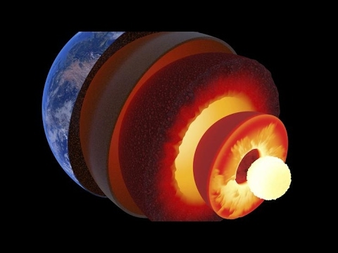 Earth | The Core - Documentary HD 2017