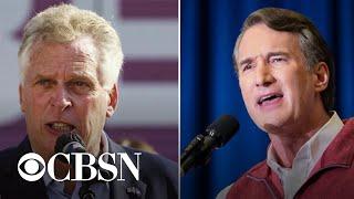 Virginia gubernatorial race tightens in final stretch