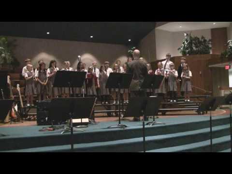 Classical School of Wichita Spring Concert 2010 Pt 3