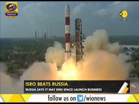 WION Gravitas: ISRO beats Russia compelling it to leave space launch business