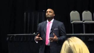 Motivational Speaker Mark Anthony Garrett--Teachers Are Heroes, The Leona Group (Part 2)