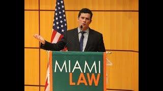Judge Sérgio Moro Lecture: