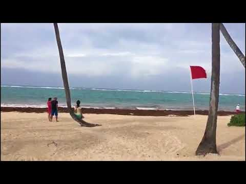 After Irma hurricane, Occidental Punta Cana 5*, Dominican Republic. Marianna Travel.