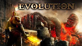 Evolution of God of War