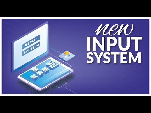 How to use the New Unity Input System