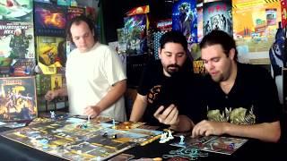 Theosis - Kickstarter - Board Game Playthrough