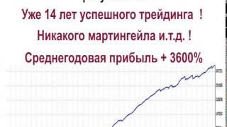 копирование сделок форекс(Уникальный Форекс советник, уже 14 лет успешного трейдинга, бесплатно скачай и протестируй в своем Meta Trader,..., 2014-12-28T08:53:59.000Z)