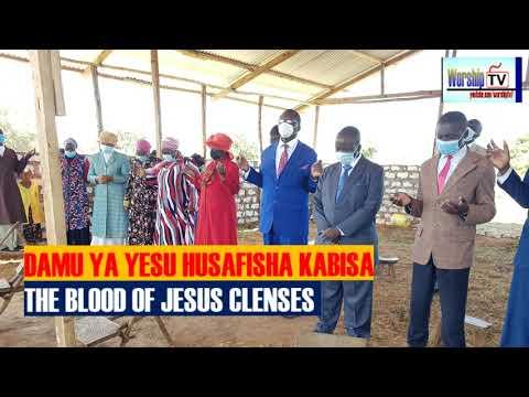 Download DAMU YA YESU HUSAFISHA KABISA -Repentance and Holiness worship song-Worship TV