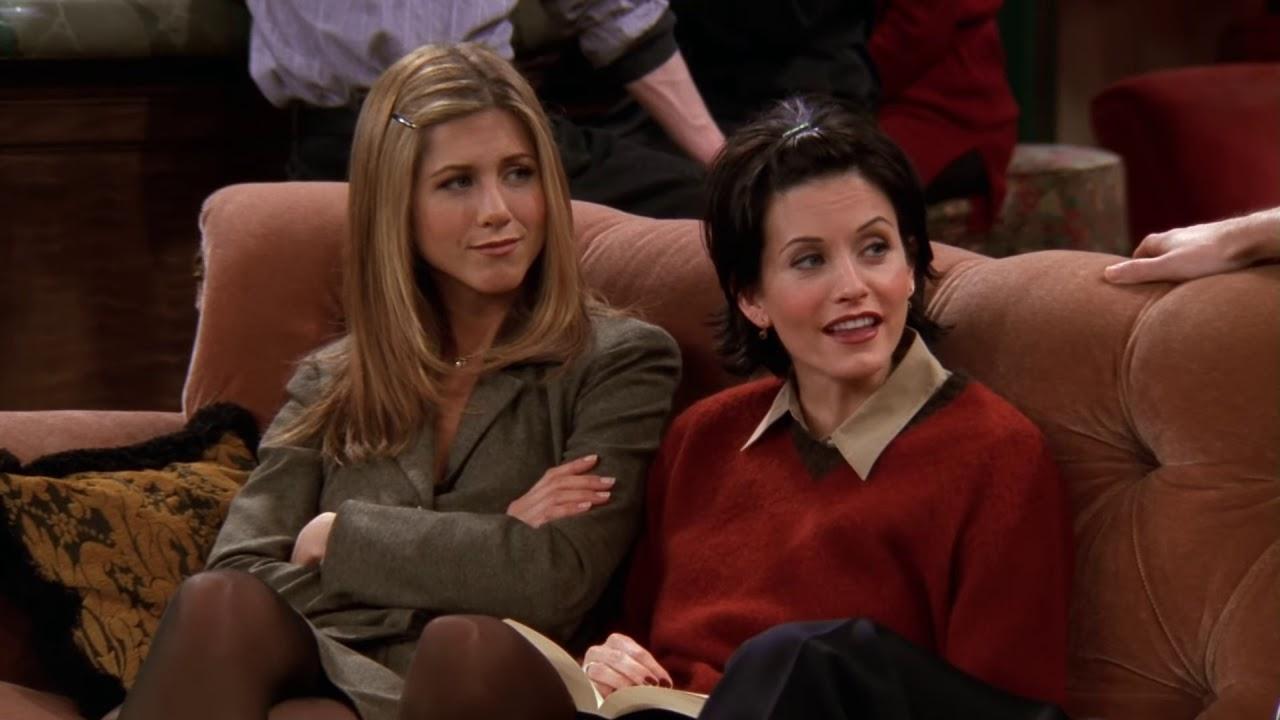 Download Friends HD - The Erogenous Zones Of Women