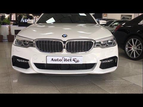 BMW M530i G30 2020г ПОЛНЫЙ ОБЗОР !!! Полная история 5 ой  серии !