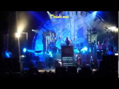 Destroy the World Around Me - Mushroomhead (with lyrics)