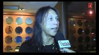 Interview Roy Jeconiah