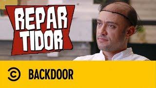 Pizza A Domicilio | Backdoor | Comedy Central LA