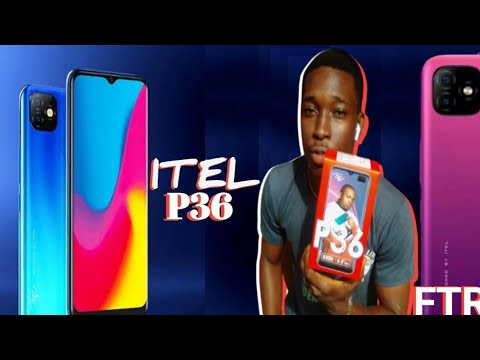 A must watch before buying the New Itel P36 / unboxing & review of Itel p36