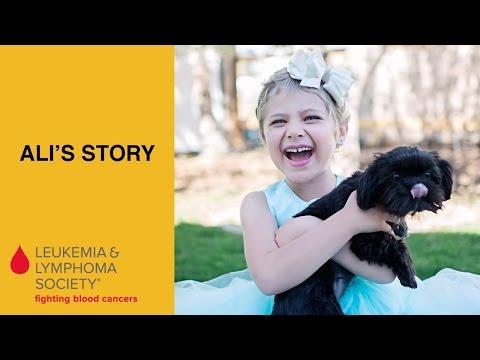 LLS Girl of the Year 2016 - Ali's Story - Leukemia & Lymphoma Society
