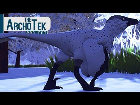 The Archotek Project - Dinossauros Na Neve, Caçando Filhotes! | (#15) (PT-BR)