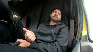 Saudia,doha,dubai to canada truck drivers