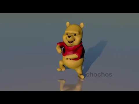 Winnie Pooh - Kulikitaka
