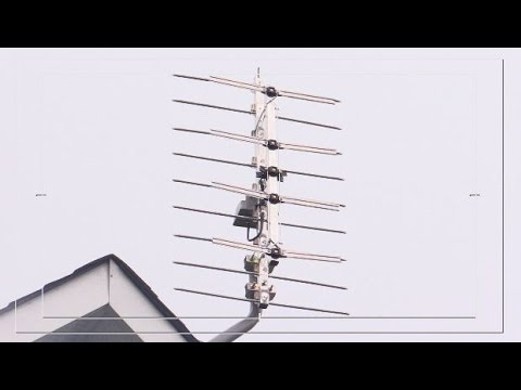 Free HD channels in Ottawa - ATSC antenna installation