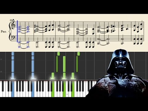 Star Wars: The Force Awakens - Piano Tutorial + Sheets