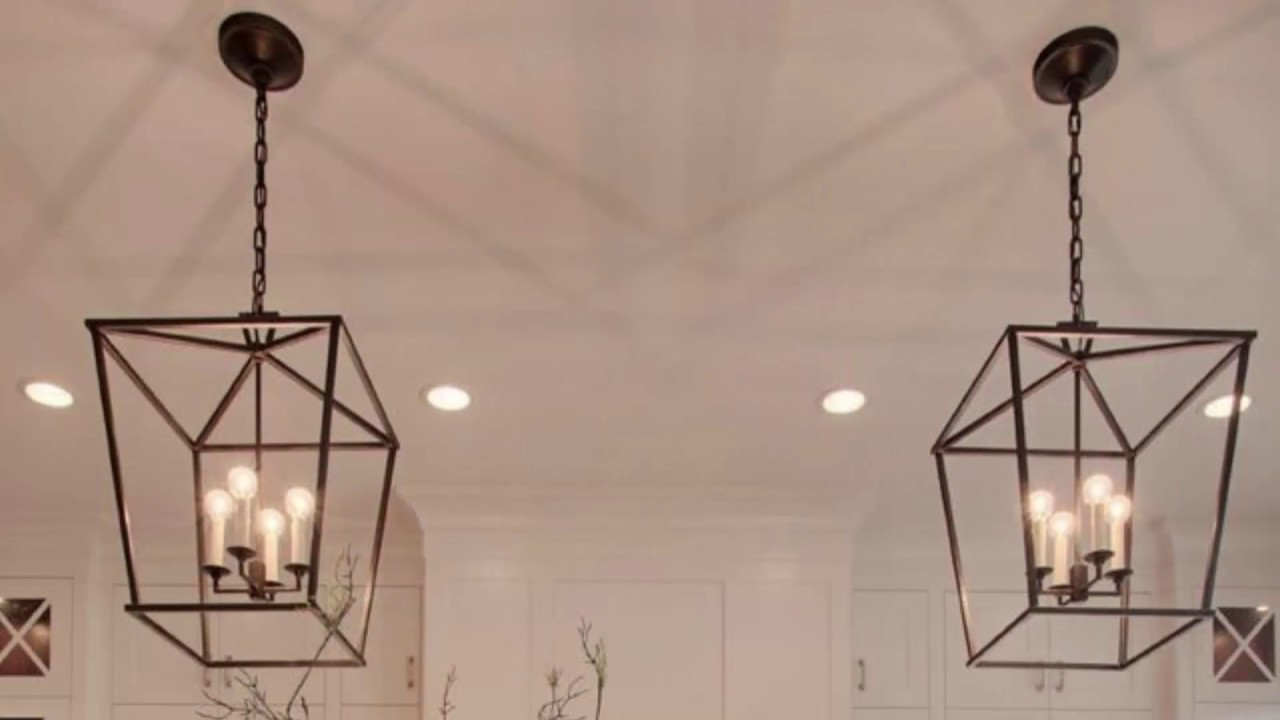 Recessed Lighting Over Dining Room Table