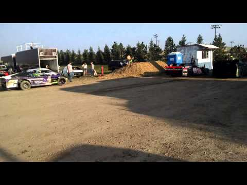 El paso County Speedway 8/29/15 pit road