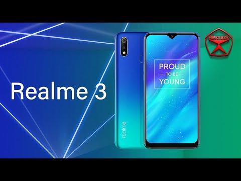 Realme 3, полный обзор смартфона в котором многое есть / Арстайл /