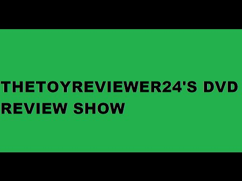 TheToyreviewer24's Dvd Review Show Season 2 Episode 01-Shredderman Rules