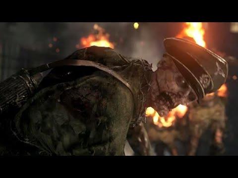 Call of Duty: WW2 All Cutscenes Movie