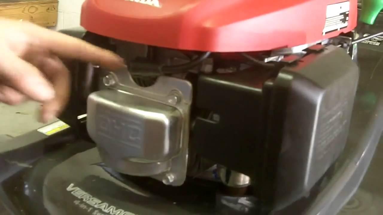 small resolution of honda lawn mower fuel filter location