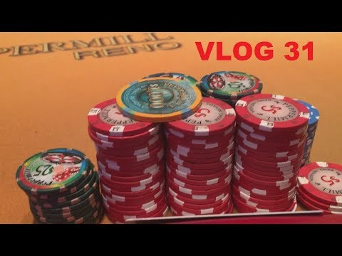 Facing A Bet Of $1,100 Into A Pot Of $400! | Poker Vlog 31