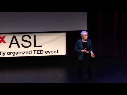Doing something Badly: Elizabeth Perry at TEDxASL