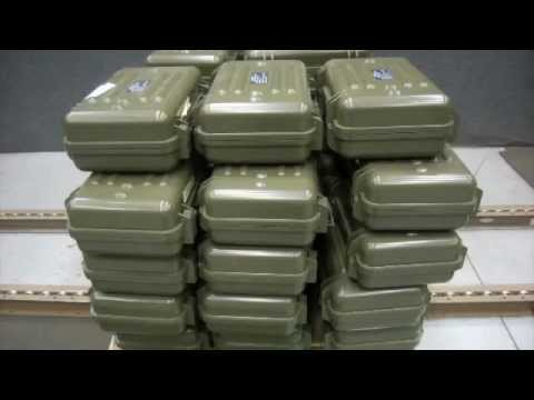 Genuine Military Surplus Ammo Cans and Storage Containers on